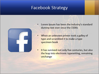 Fire Explosion PowerPoint Template - Slide 6