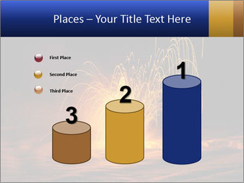 Fire Explosion PowerPoint Template - Slide 65