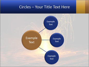 Fire Explosion PowerPoint Template - Slide 79