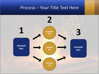 Fire Explosion PowerPoint Templates - Slide 92