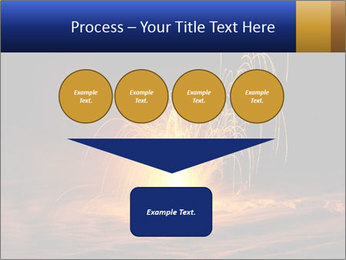 Fire Explosion PowerPoint Template - Slide 93