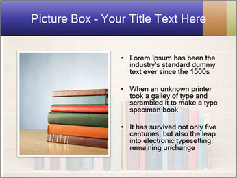 Set Of Books PowerPoint Template - Slide 13