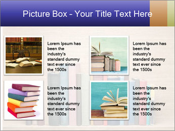 Set Of Books PowerPoint Template - Slide 14