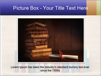 Set Of Books PowerPoint Template - Slide 15