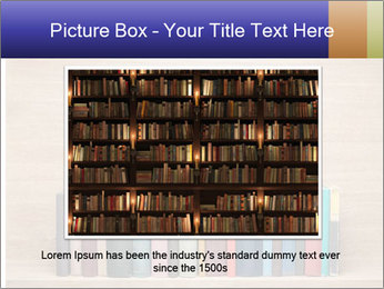 Set Of Books PowerPoint Template - Slide 16