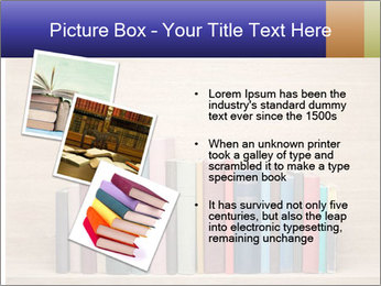 Set Of Books PowerPoint Template - Slide 17