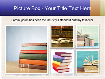 Set Of Books PowerPoint Template - Slide 19