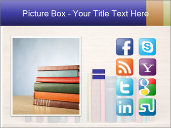 Set Of Books PowerPoint Template - Slide 21