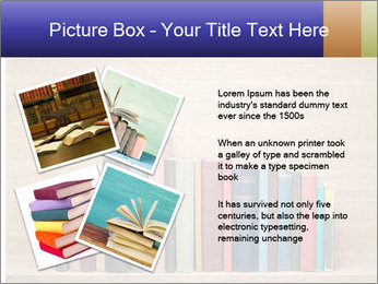 Set Of Books PowerPoint Template - Slide 23