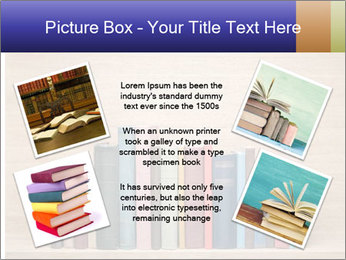 Set Of Books PowerPoint Template - Slide 24