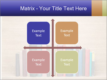 Set Of Books PowerPoint Template - Slide 37