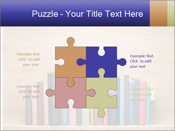 Set Of Books PowerPoint Template - Slide 43