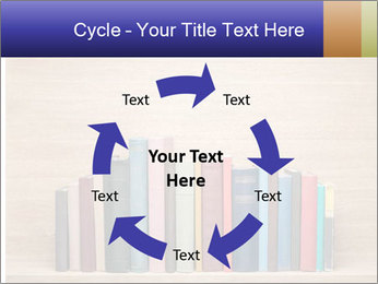 Set Of Books PowerPoint Template - Slide 62
