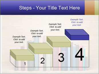Set Of Books PowerPoint Template - Slide 64