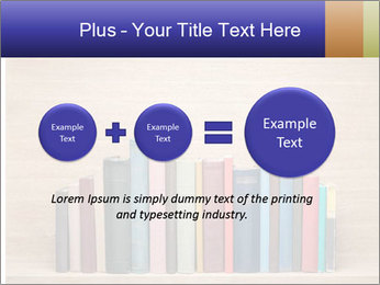 Set Of Books PowerPoint Template - Slide 75