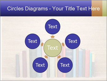 Set Of Books PowerPoint Template - Slide 78