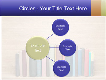 Set Of Books PowerPoint Template - Slide 79