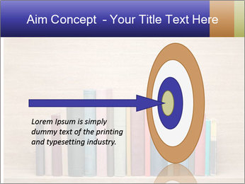 Set Of Books PowerPoint Template - Slide 83