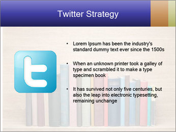 Set Of Books PowerPoint Template - Slide 9