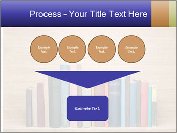 Set Of Books PowerPoint Template - Slide 93