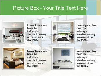Modern Luxury Room PowerPoint Template - Slide 14