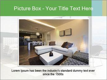 Modern Luxury Room PowerPoint Template - Slide 15