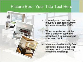 Modern Luxury Room PowerPoint Template - Slide 17