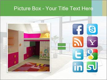 Modern Luxury Room PowerPoint Template - Slide 21