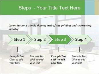 Modern Luxury Room PowerPoint Template - Slide 4