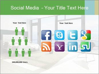 Modern Luxury Room PowerPoint Template - Slide 5