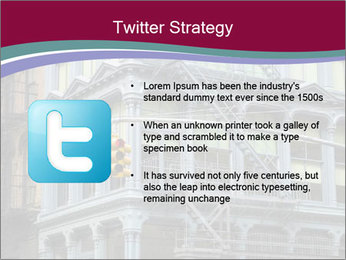 Urban House PowerPoint Templates - Slide 9
