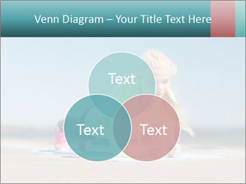 Woman Doing Plank PowerPoint Templates - Slide 33