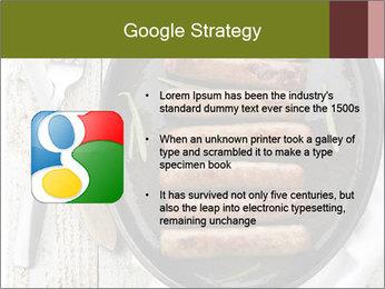 Breakfast Sausage PowerPoint Template - Slide 10