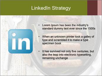 Breakfast Sausage PowerPoint Templates - Slide 12