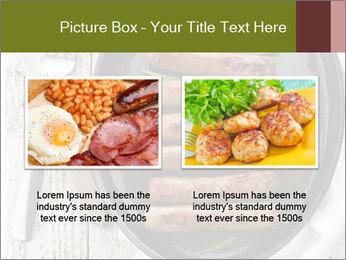 Breakfast Sausage PowerPoint Templates - Slide 18