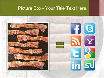 Breakfast Sausage PowerPoint Template - Slide 21