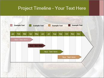 Breakfast Sausage PowerPoint Templates - Slide 25