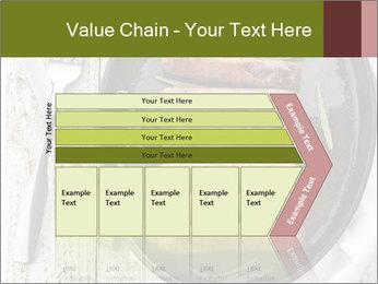 Breakfast Sausage PowerPoint Template - Slide 27
