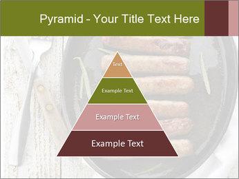 Breakfast Sausage PowerPoint Template - Slide 30