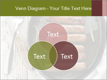 Breakfast Sausage PowerPoint Templates - Slide 33