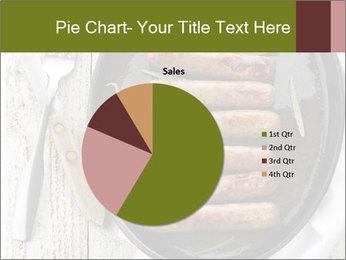 Breakfast Sausage PowerPoint Templates - Slide 36