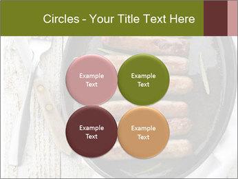 Breakfast Sausage PowerPoint Templates - Slide 38