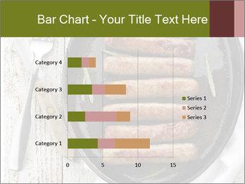 Breakfast Sausage PowerPoint Template - Slide 52