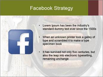 Breakfast Sausage PowerPoint Template - Slide 6