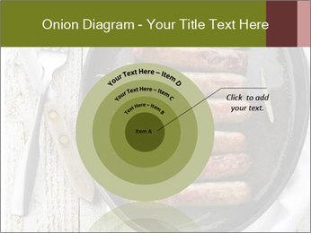 Breakfast Sausage PowerPoint Templates - Slide 61