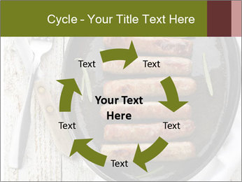 Breakfast Sausage PowerPoint Template - Slide 62