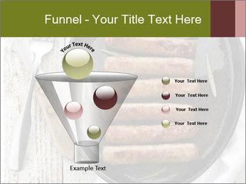 Breakfast Sausage PowerPoint Templates - Slide 63