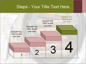 Breakfast Sausage PowerPoint Templates - Slide 64