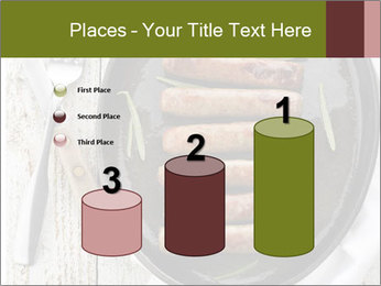 Breakfast Sausage PowerPoint Templates - Slide 65