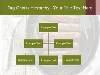 Breakfast Sausage PowerPoint Template - Slide 66
